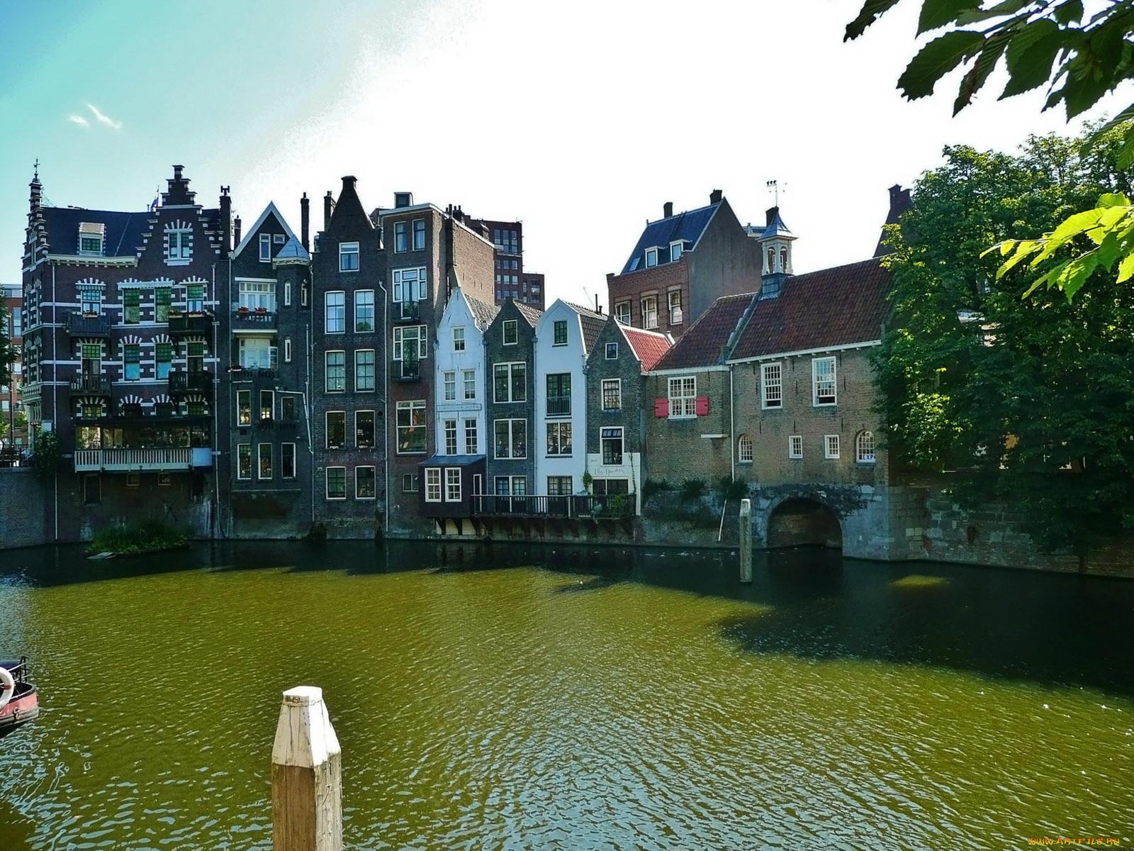 голландия роттердам фото продольной